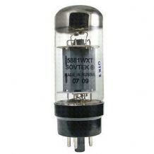 A Single Sovtek 5881WXT Power Vacuum Tube / Valve